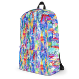 Painted Forest Backpack