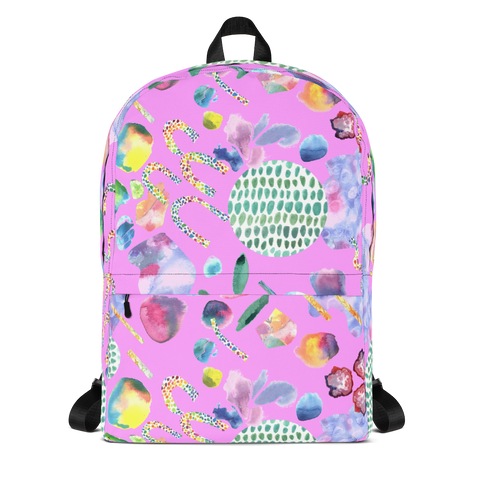 Bubblegum Garden Backpack