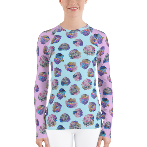 Crystal Cluster Long Sleeve Show