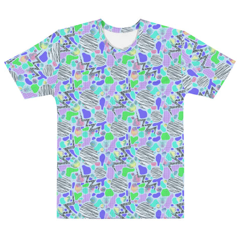 Electric Party Blues T-shirt