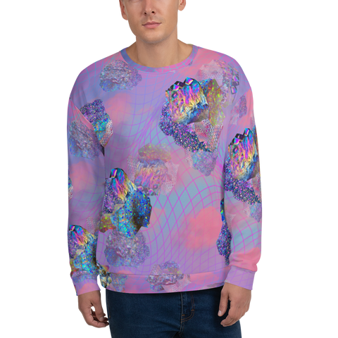 Crystal Clouds Unisex Sweatshirt