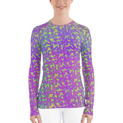Psychedelic Mess Long Sleeve Shirt