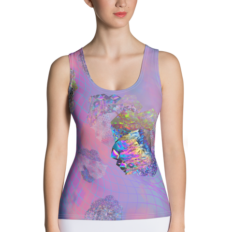 Crystal Clouds Tank Top
