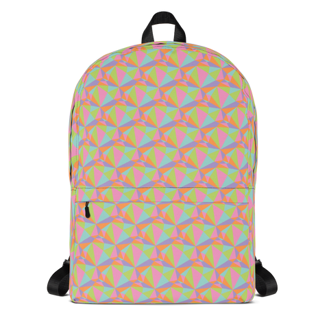 Pastel Prism Backpack