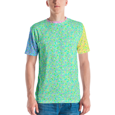 Sprinkle Masc Fit T-shirt