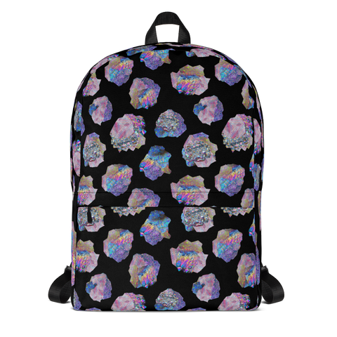 Crystal Clusters Backpack