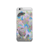 Organism #5 iPhone Case