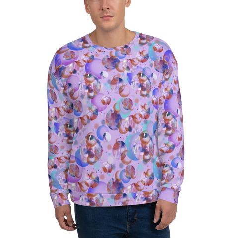 Bubbly Unisex Sweatshirt