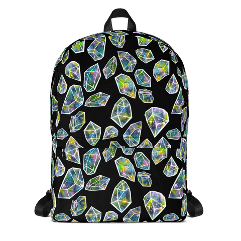 Cosmic Crystal Backpack
