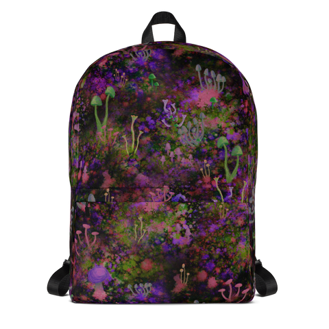 Sunset Shrooms Backpack