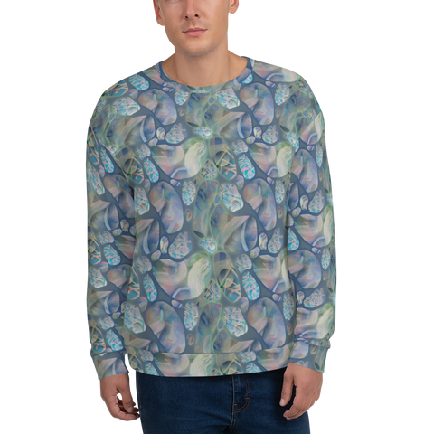Digital Stones Unisex Sweatshirt