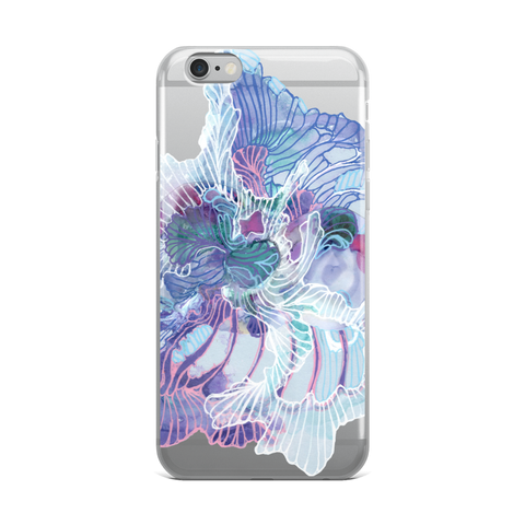 Blooming Organism iPhone Case
