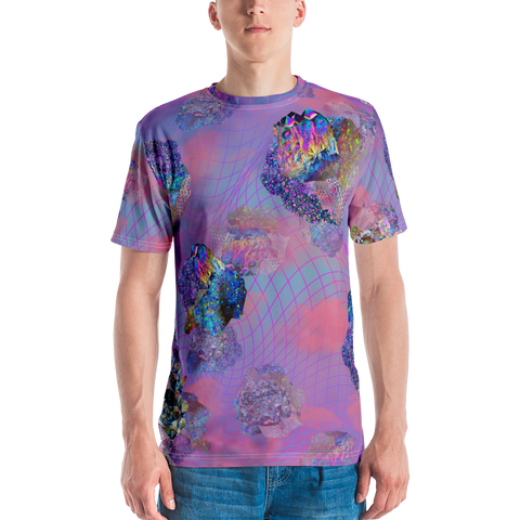 Crystal Clouds Masc Style T-shirt