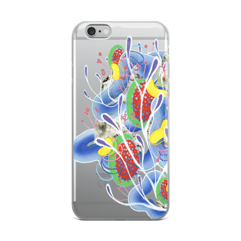 Organism #1 iPhone Case