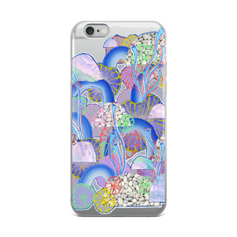 Organism #3 iPhone Case
