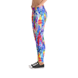 Painted Forest Leggings
