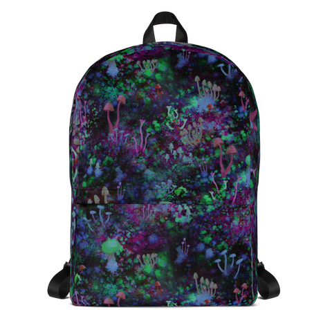 Space Shrooms Backpack