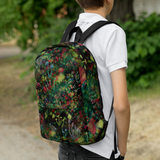 Midnight Mushroom Backpack