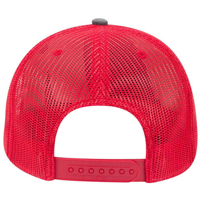 """OTTO COMFY FIT"" 6 Panel Low Profile Mesh Back Trucker Hat - Threads With An Edge LLC."