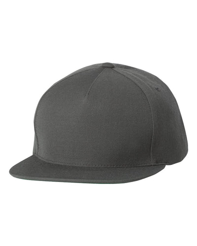 Yupoong - Classics Wool Blend Snapback Cap - 5089M - Threads With An Edge LLC.