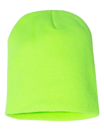 Yupoong - Classics Short Beanie - 1500KC - Threads With An Edge LLC.
