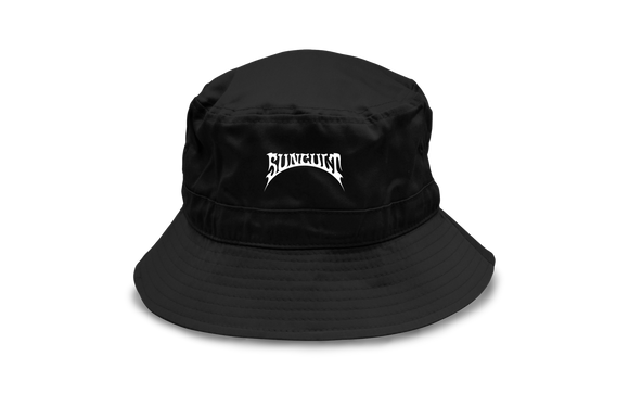 BLACK HORIZON BUCKET HAT