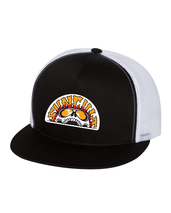 DEMON Trucker (Black/White)
