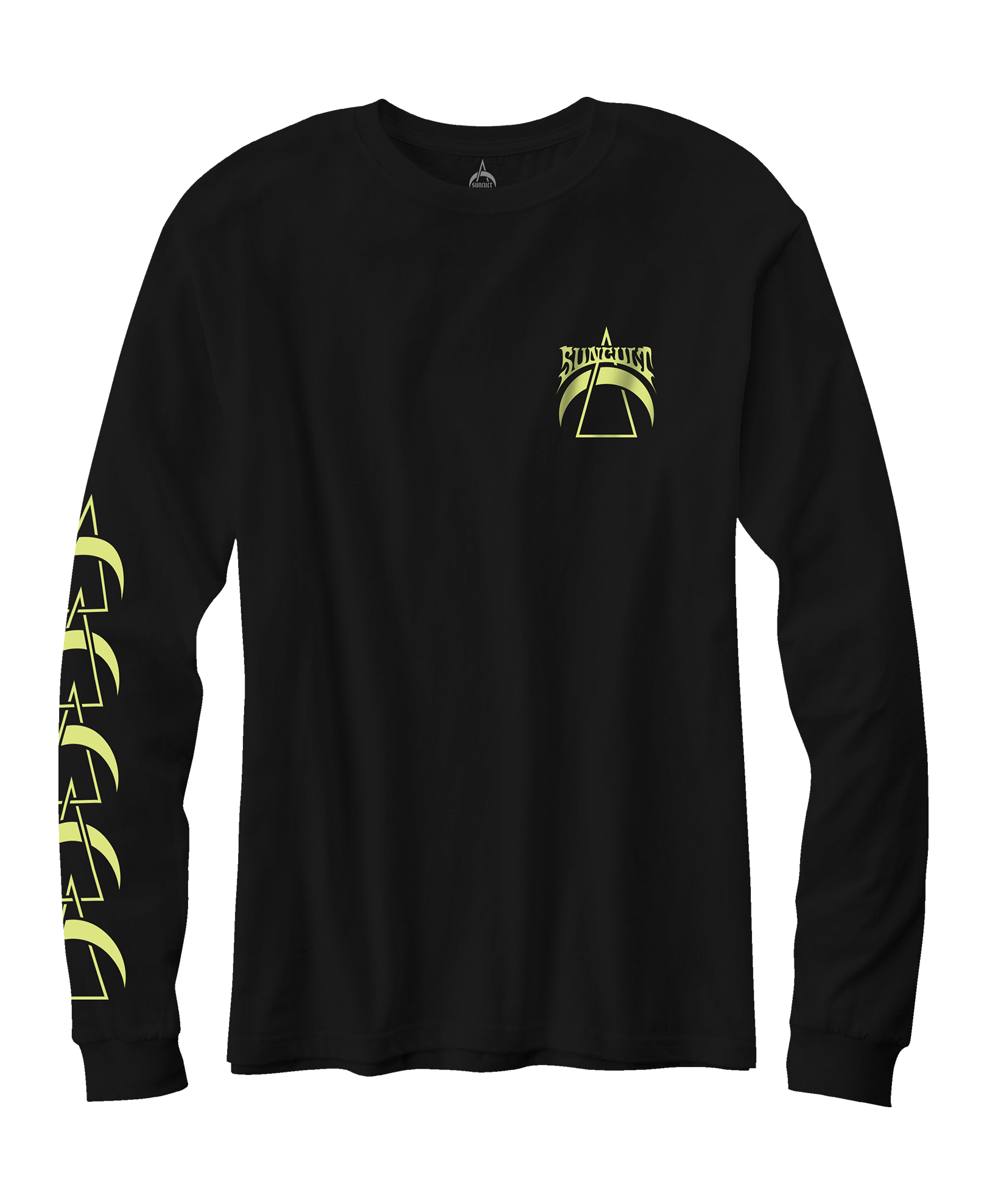 BLACK AUGUST LONGSLEEVE T-SHIRT
