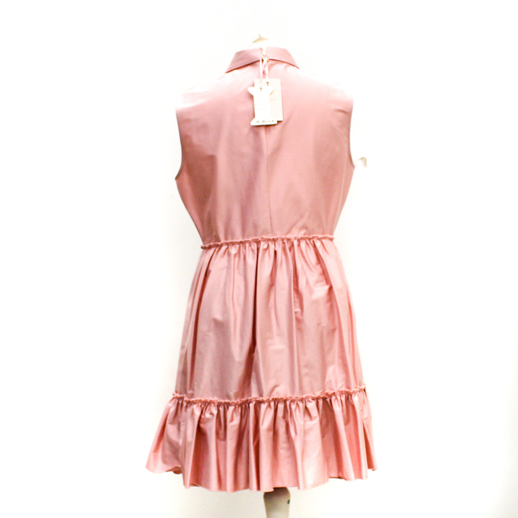 Ted Baker Pink Dusty Dress  - Size 4