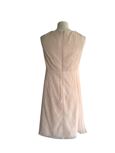Coast Pink Dress - Size 10 - Preloved