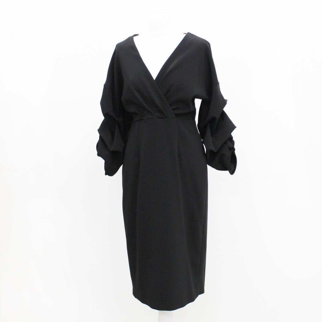 Zara Black Dress - Size - Large- Worn