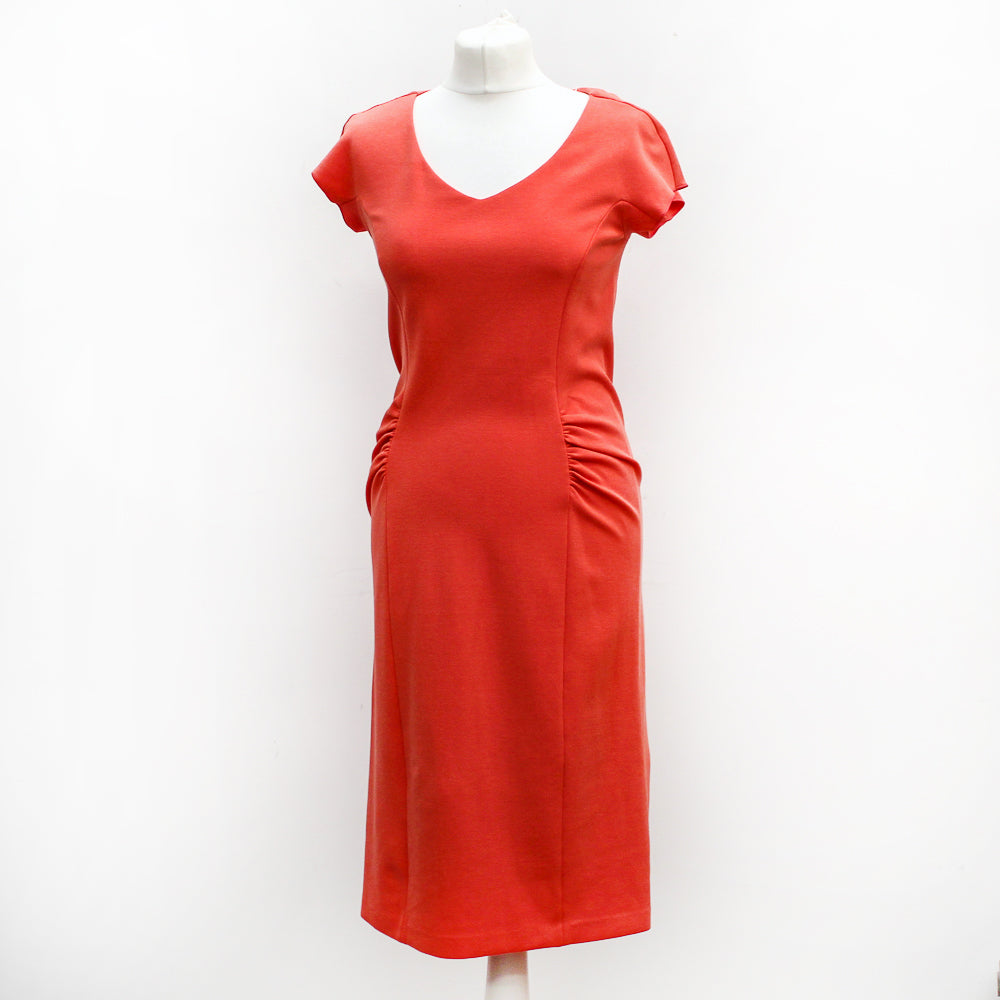 Armani Collezioni  Salmon Colour Dress - Size 44- New with Tags