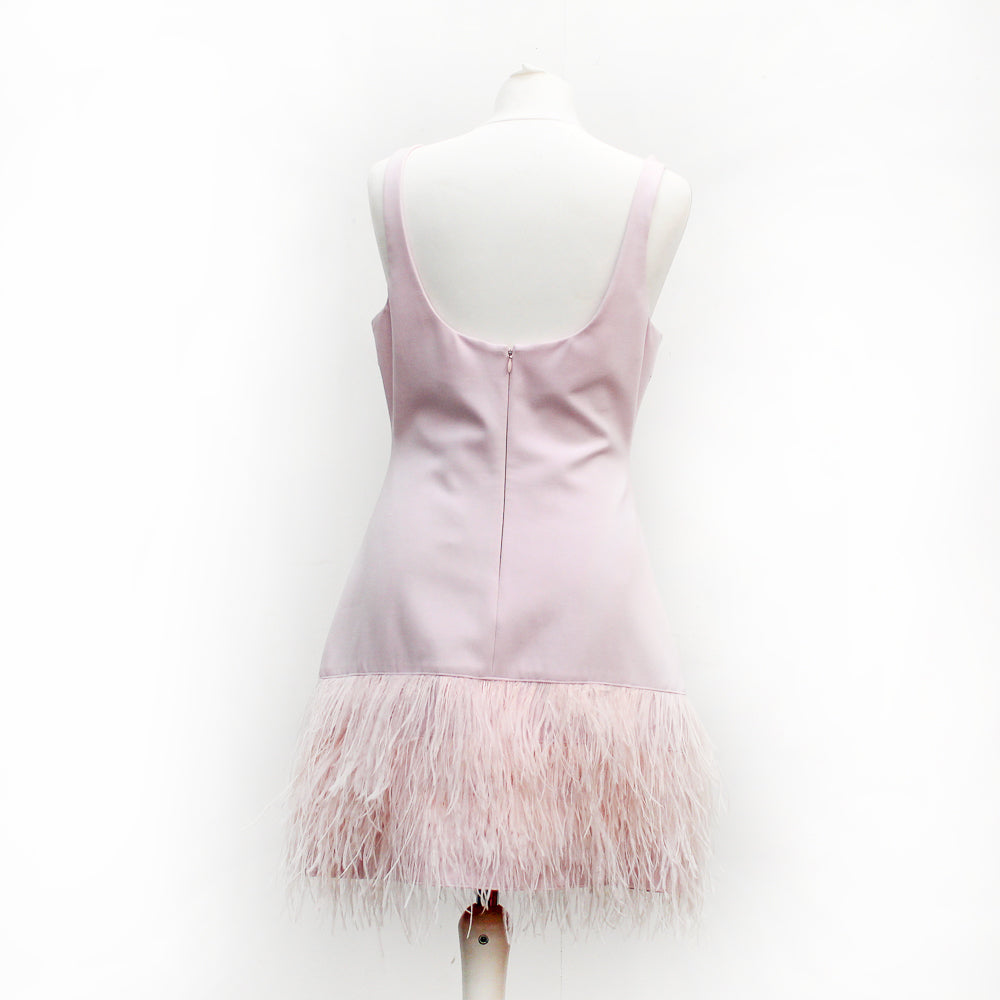 Elizabeth and James New India Pink Dress - Size 10- New With Tags