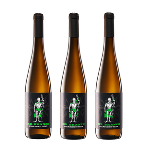 3 x0,75l Mr. Branch -Riesling Kab. trocken