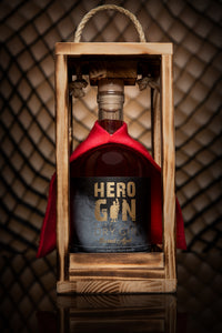 Hero Gin Barrel Aged 0,5l - 41% -