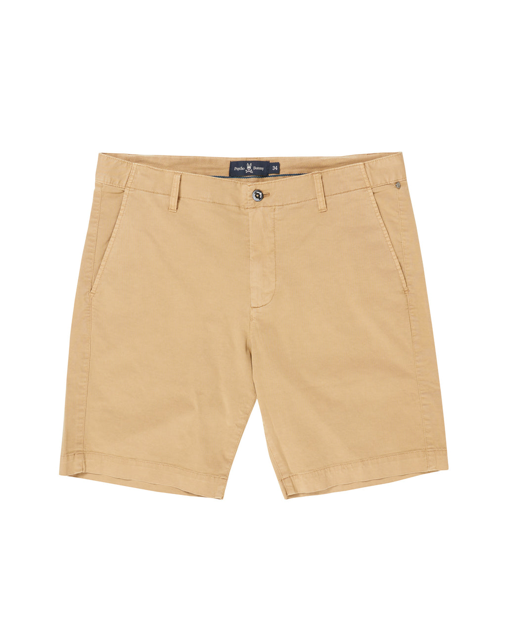 Psycho Bunny Men's Diego Shorts - British Khaki