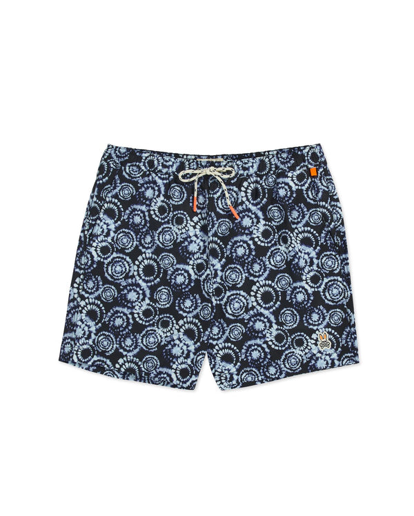 Psycho Bunny Boy's Padstow Swim Trunks - Navy