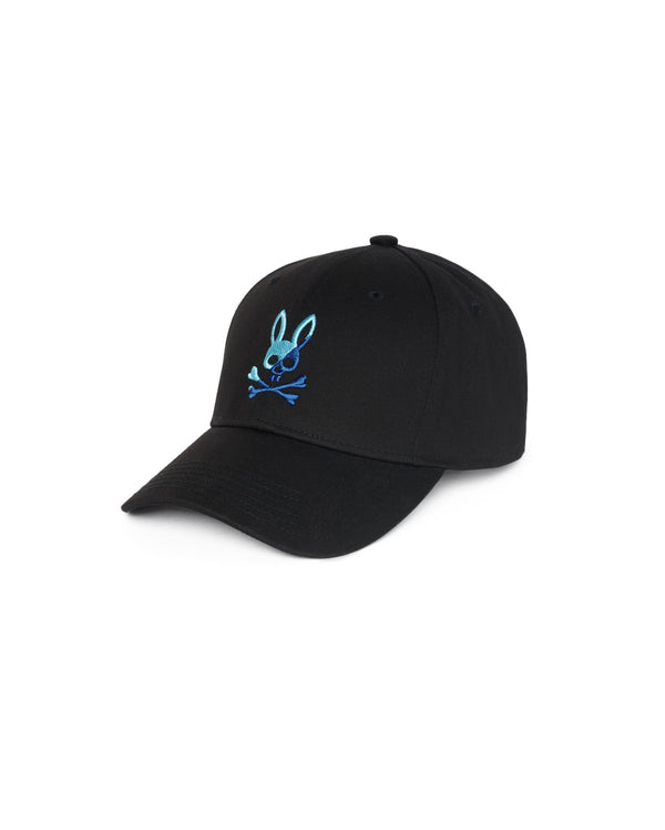 Psycho Bunny Men's Baseball Cap - Black