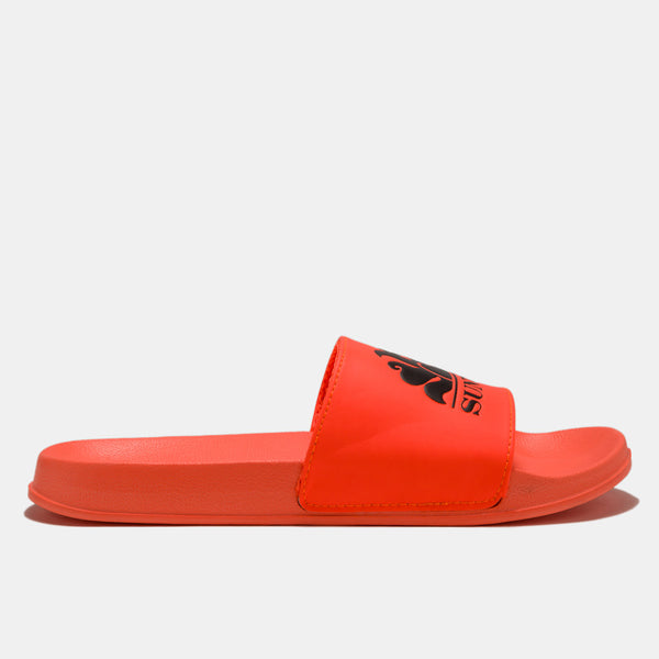 Sundek Costa Sandal - Fluorescent Orange
