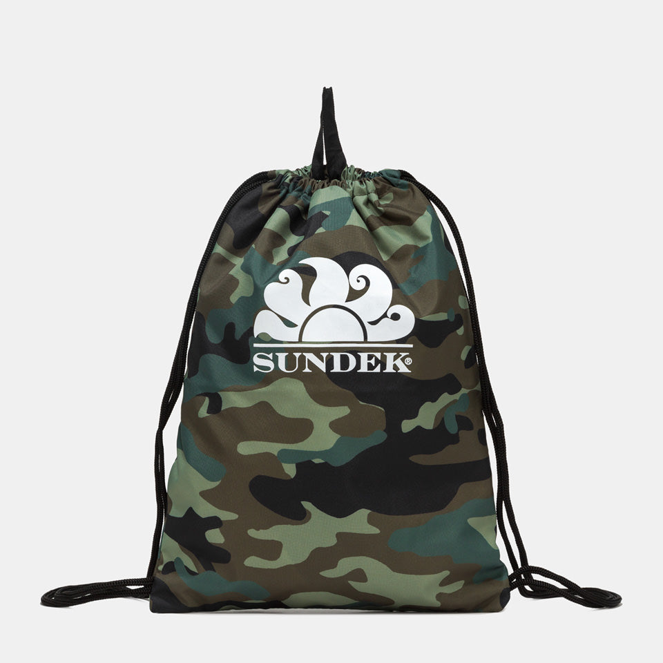 Sundek Irvine Backpack - Deep Forest Green