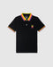 Psycho Bunny Boy's Westhorpe Polo - Black