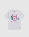 Psycho Bunny Boy's Gratton Graphic Tee - White