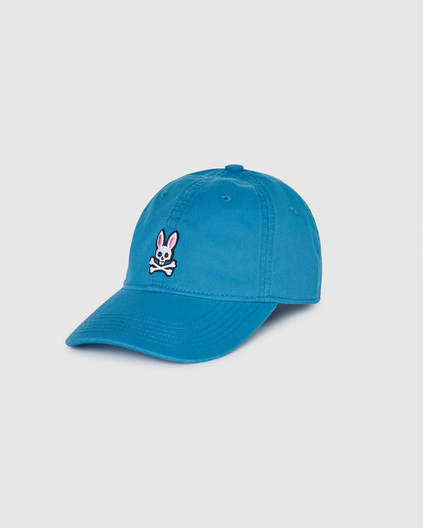 Psycho Bunny Men's Baseball Cap - Atomic Blue