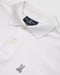 Psycho Bunny Men's Classic Polo - White