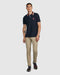 Psycho Bunny Men's Millton Polo - Navy
