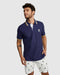 Psycho Bunny Men's Ashbourne Polo - Admiral Blue