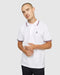 Psycho Bunny Men's Bower Polo - White
