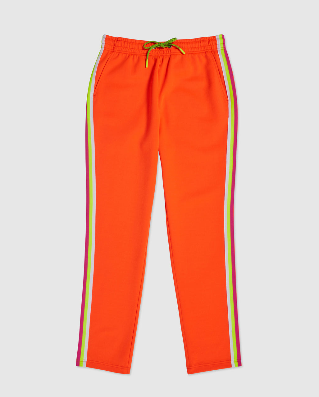 Psycho Bunny Men's Abbott Sweat Pants - Neon Flame