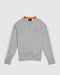 Psycho Bunny Men's Masson Sweatshirt - Heather Silver