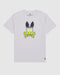Psycho Bunny Men's Clifton Graphic Tee - White